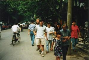 Guangzhou city street