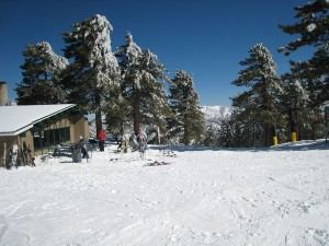 Lodge at Mt. Waterman
